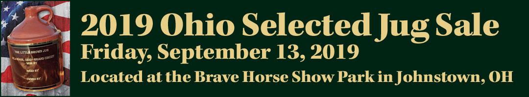 Ohio Selected Jug Sale
